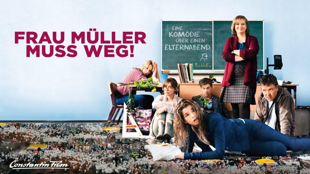 Frau Müller Muss Weg Berlin