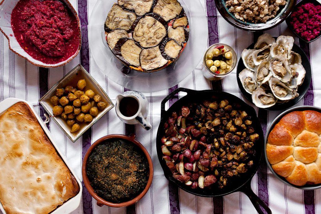 gsp members meet greet potluck dinner the german society of